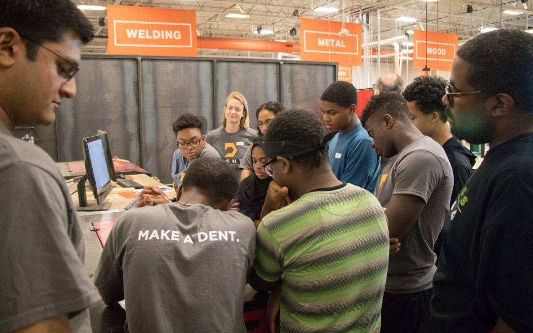 Introducing the Bet on Baltimore Youth Entrepreneurship Program