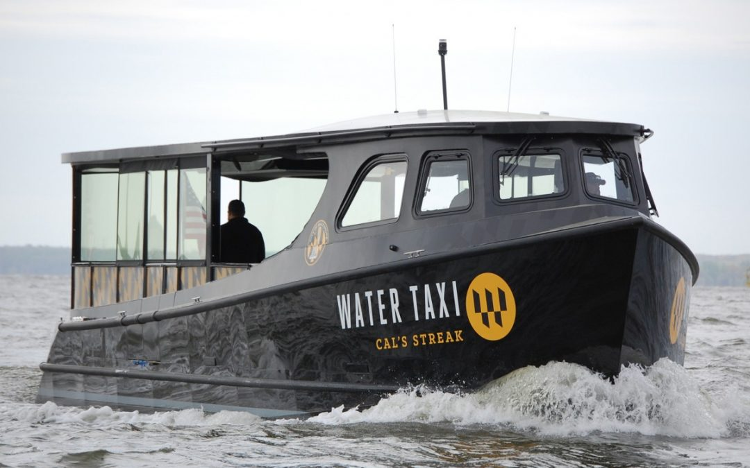 Baltimore Water Taxi Hires Over 30 Baltimore City Residents